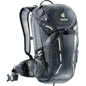 Deuter Attack 20 Protector Backpack black